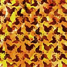 Rooster Pattern by roxygen