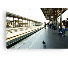 Lucca Station Canvas Print