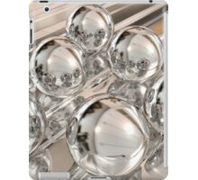 Chrome Spheres iPad Case/Skin