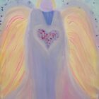 Healing Angels-Grandfather Angel by Princess Moon Feathers