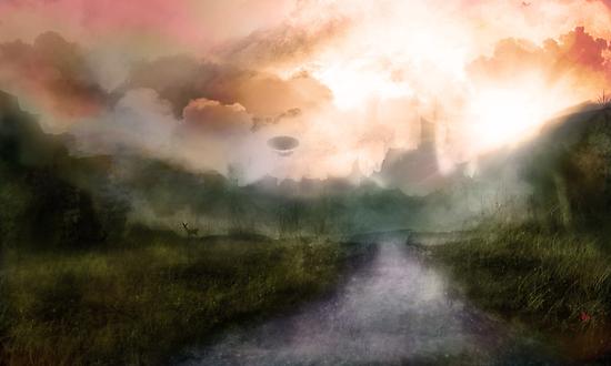 Dreamworld by James Suret