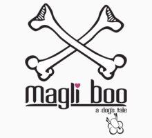 Magli Boo Femur Crossbones by MrKerouac