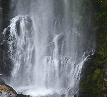 Bear Creek Falls by Jamey Sanger