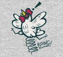 Spring Chicken Kids Clothes