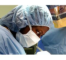 Surgery 1 Photographic Print