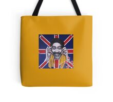 Billy T James Tote Bag