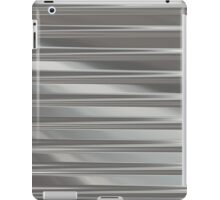 Corrugated Chrome #1 iPad Case/Skin
