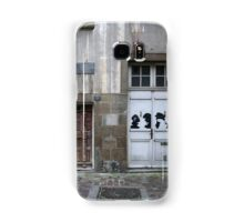 Rue des Petits Degrés jadis rue de la Piedevacherie Samsung Galaxy Case/Skin