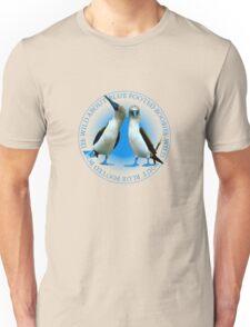 Blue Footed Boobies Unisex T-Shirt