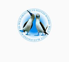 Blue Footed Boobies Unisex T-Shirt
