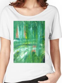 Walk in the Park Women's Relaxed Fit T-Shirt