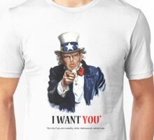 TONY WANTS YOU* Unisex T-Shirt