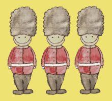 The Queen's Guards Kids Tee