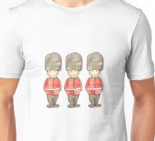The Queen's Guards Unisex T-Shirt