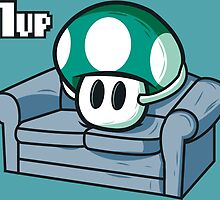1 up Day by piercek26