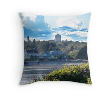 McNeill Bay (3) Throw Pillow
