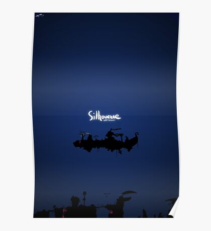 Silhouette - What Remains? Poster
