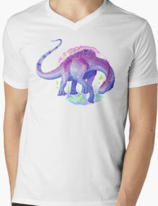Bonitasaura (without text)  Mens V-Neck T-Shirt