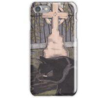St Nicholas Kirkyard, Aberdeen iPhone Case/Skin