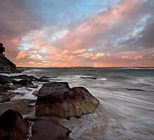 Rainbow Coast by David Haworth