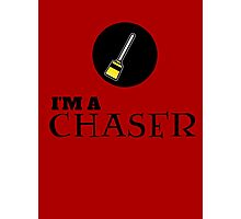 Harry Potter - I'm a CHASER Photographic Print