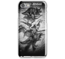 Dino Jenga! iPhone Case/Skin