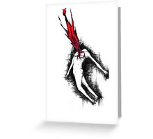 Sharpshooter Greeting Card