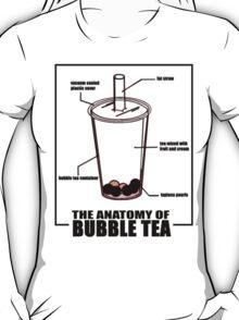 BUBBLE TEA ANATOMY T-Shirt
