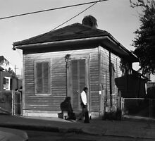 New Orleans, Louisiana 1979 by jeff lamb