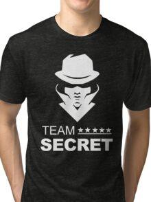 Team Secret - Hat Tri-blend T-Shirt