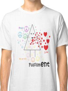 Fulfillment -  Ent Design Contest Classic T-Shirt