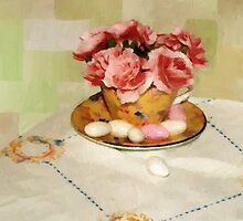 Almond Blossom Tea by RC deWinter