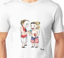july 4th popsicles Unisex T-Shirt
