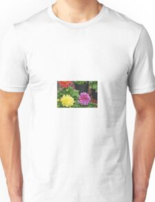Botanical reptile Unisex T-Shirt