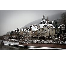 Gingerbread Houses - Heidelberg Photographic Print