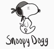 Snoopy Dogg Baby Tee
