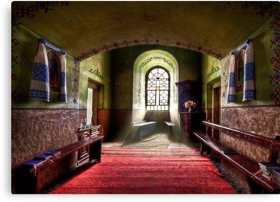 The Reading Room by Evelina Kremsdorf