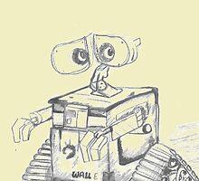 Wall-e by Pretre Amelie
