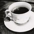 i love tea by Desiree Salas