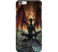 Nightgaunt Eclipse iPhone Case/Skin