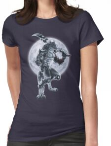 Lycan Knight Womens Fitted T-Shirt