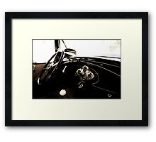 Those Were the Days Framed Print