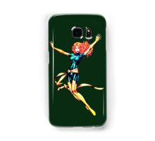 Pixelated Jean Grey (Phoenix) Samsung Galaxy Case/Skin