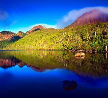 Judds Charm, Southwest Tasmania by Kevin McGennan
