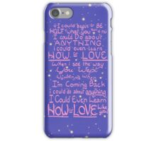Love Like You iPhone Case/Skin