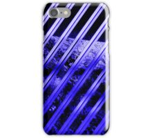 grid iron iPhone Case/Skin