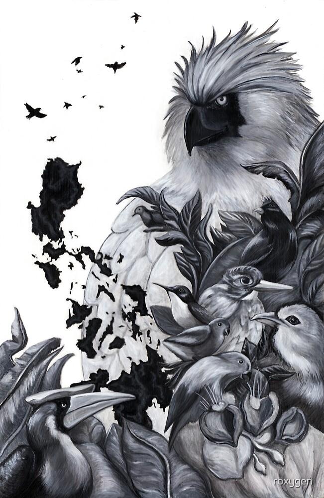 Philippine Birds by roxygen