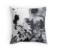 Philippine Birds Throw Pillow
