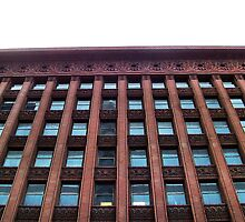 Wainwright Building 3, St. Louis, Louis Sullivan by Crystal Clyburn