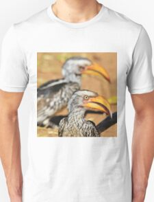 Yellow-billed Horn-bill - Beaks of Color and Life Unisex T-Shirt